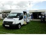 PlantWorx 2013, Welfare Vehicle on Show