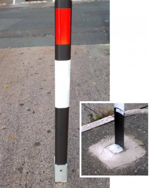 Verge Post - Fleximarker HL (Long)