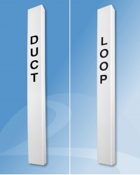Info Post (Type 1) - DUCT/LOOP
