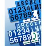 Numerals, Letters, Symbols